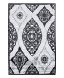 Izmir Diamond Carpet 1200mm X 1600mm - Grey