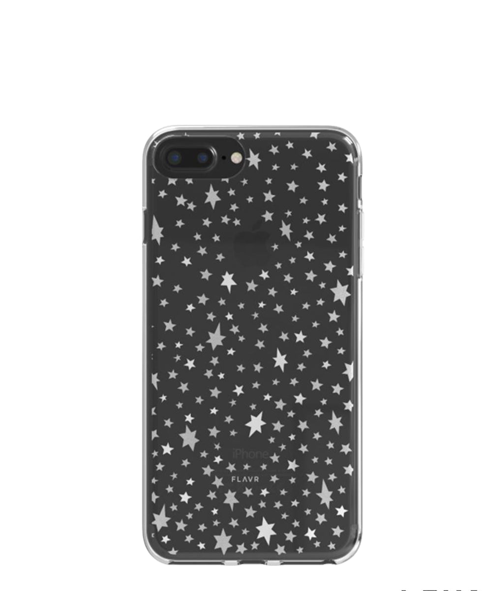 The Culinarium iPhone Cover 8, 7 & 7s - Starry Nights - Clear