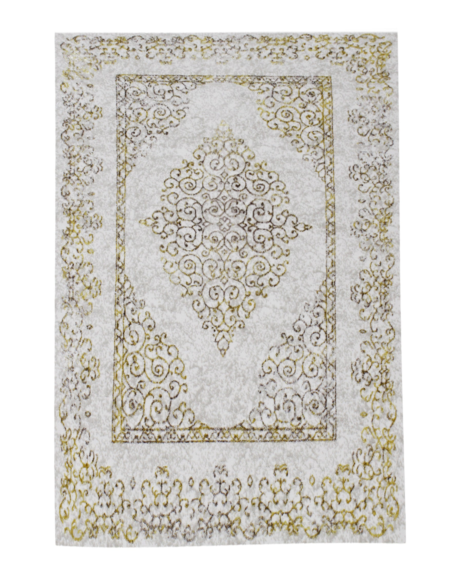 Bodrum Classic Carpet 2000mm X 2700mm - Brown