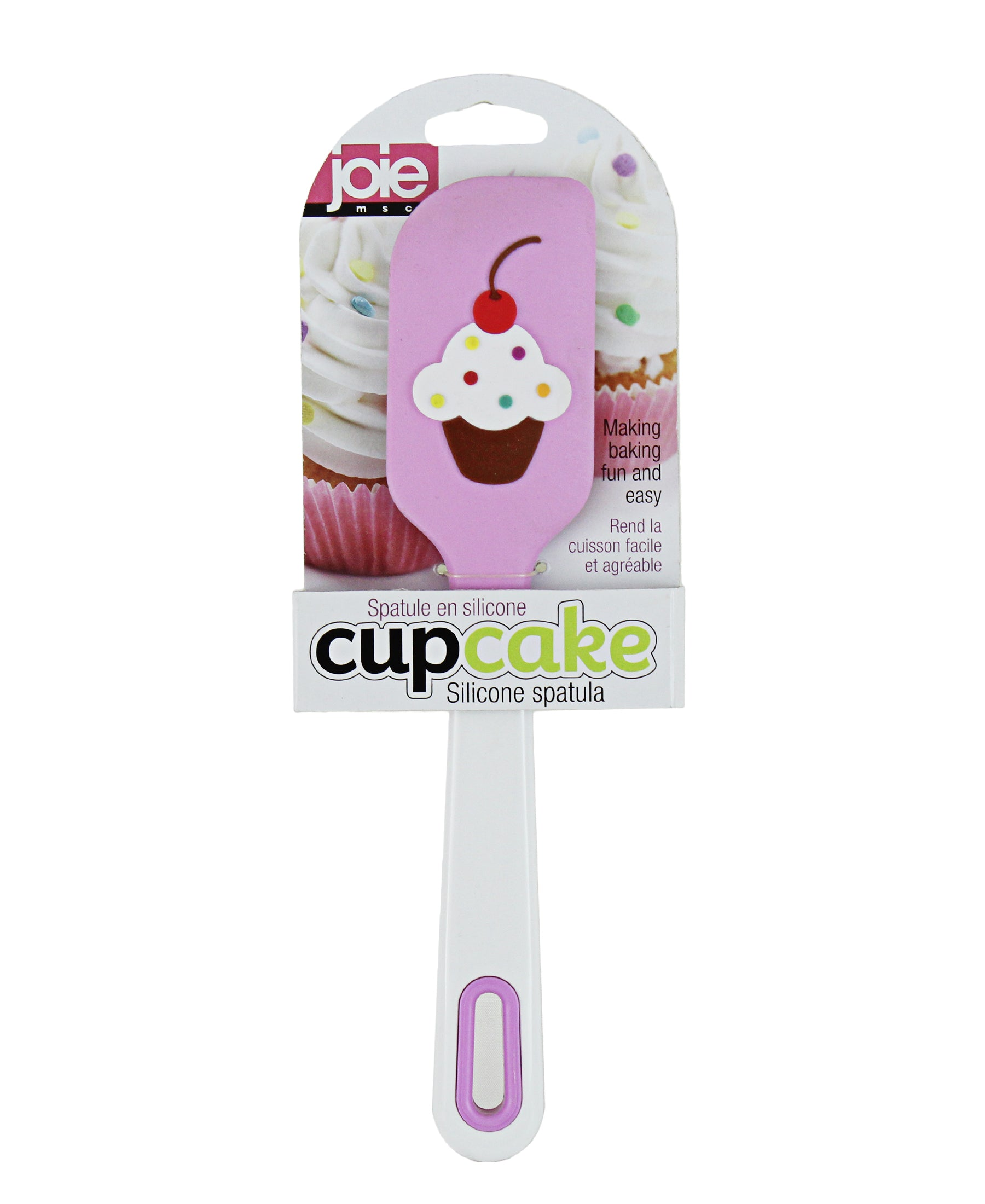 Joie Cup Cake Spatula - Pink