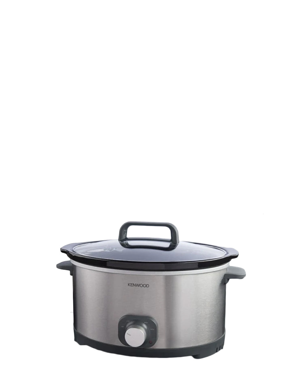 Kenwood 6.5L Slow Cooker - Silver