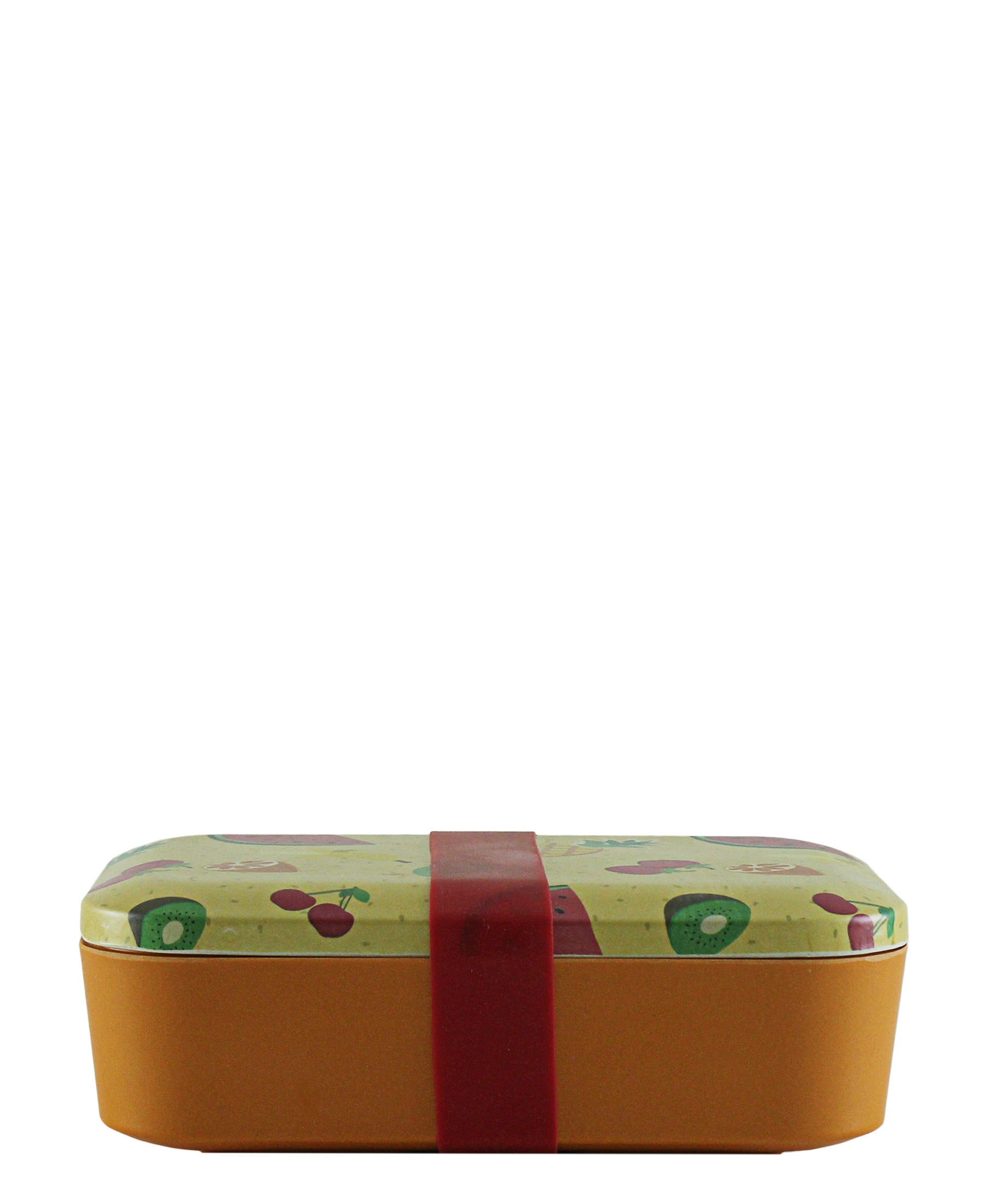 Bamboo Lunch Box - Orange