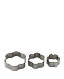 Regent Cookie Cutter 1 Piece - Silver