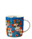 Love Hearts Giraffe Mug 370ml