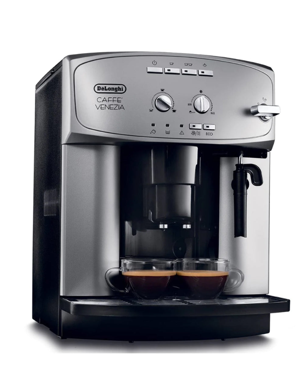 DeLonghi Caffe Venezia Coffee Machine - Silver