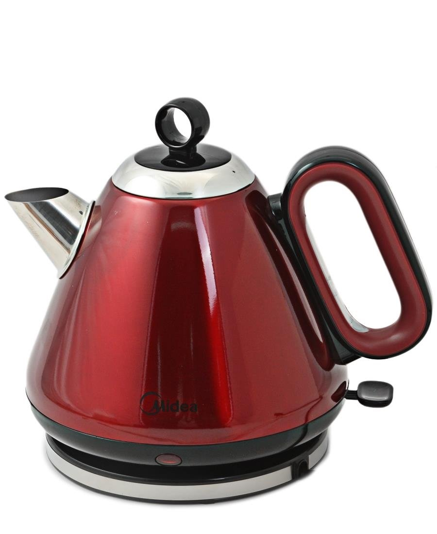 Midea Tea Pot Kettle - Red