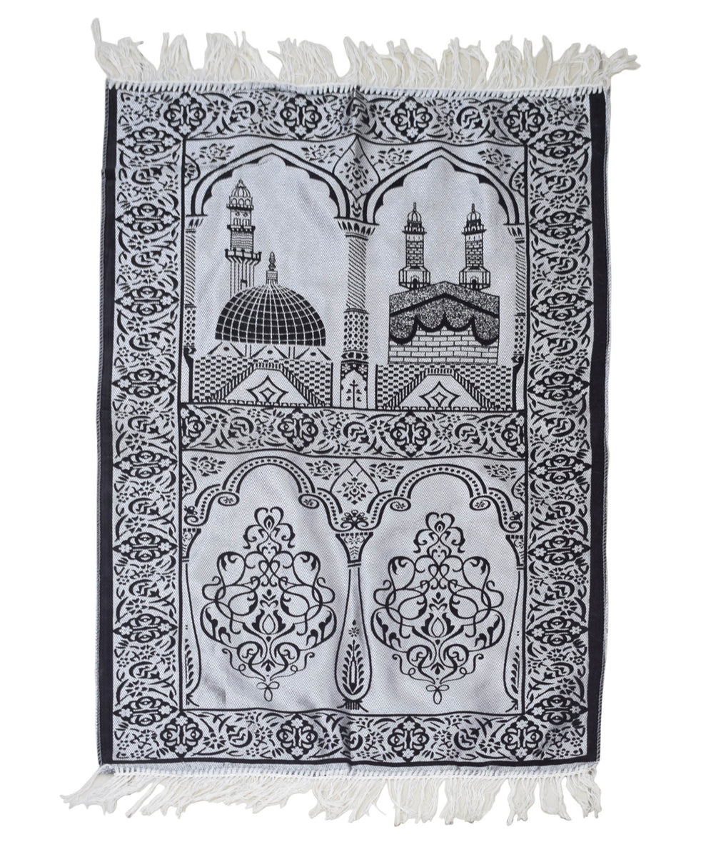 Musallah Prayer Mat - Grey