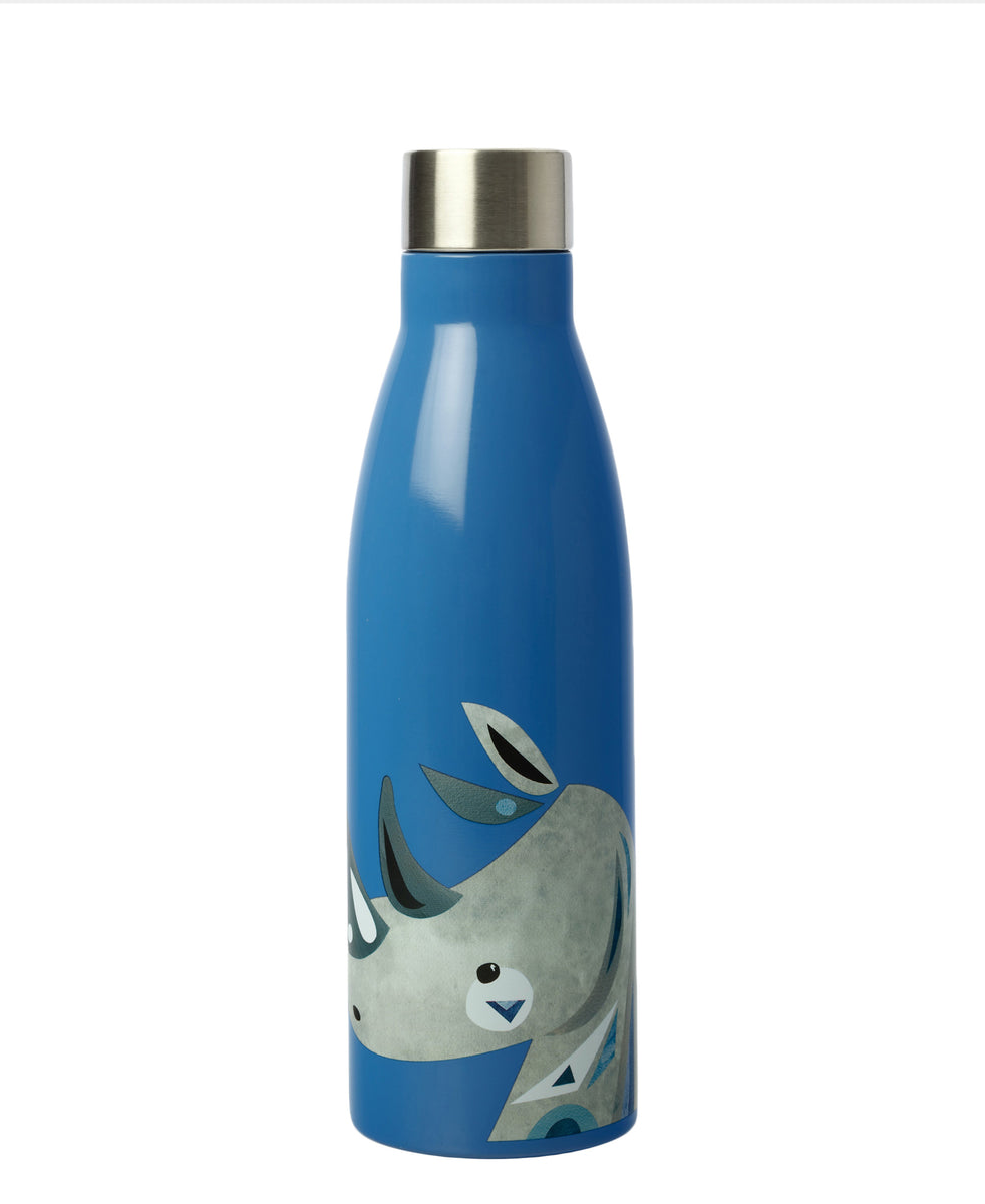 Maxwell & Williams Pete Cromer Insulated Bottle - Blue