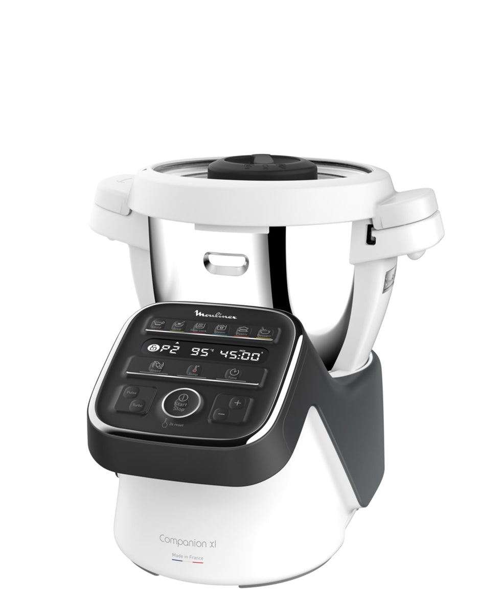 Moulinex Companion XL Food Processor - White