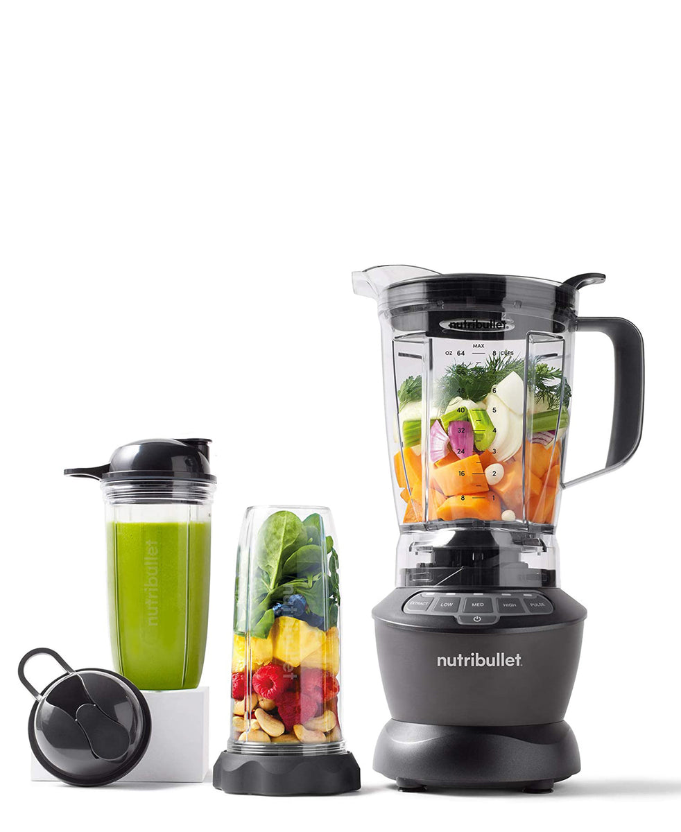NutriBullet Blender Combo 1000 Black