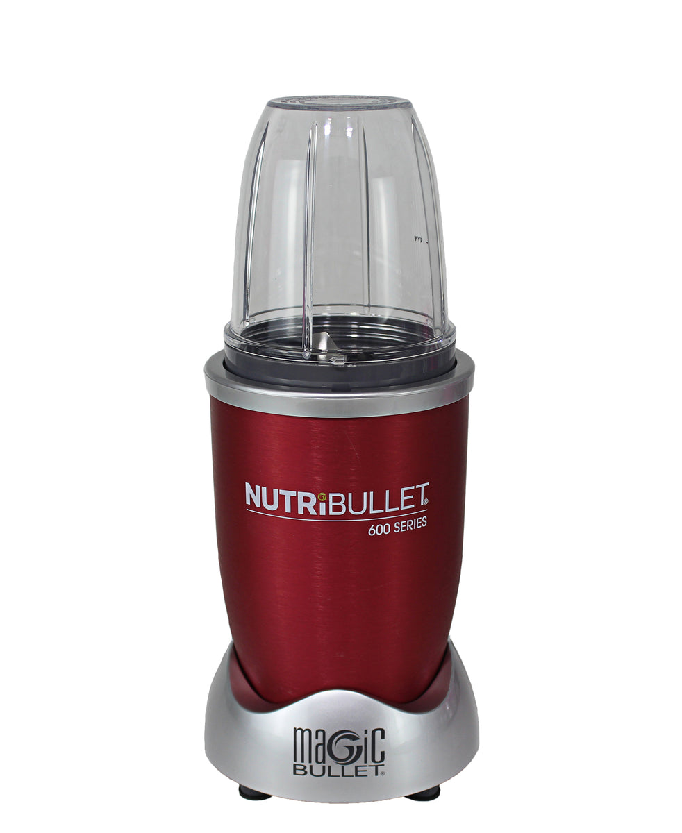 Nutribullet 600W 8 Piece Blender - Red