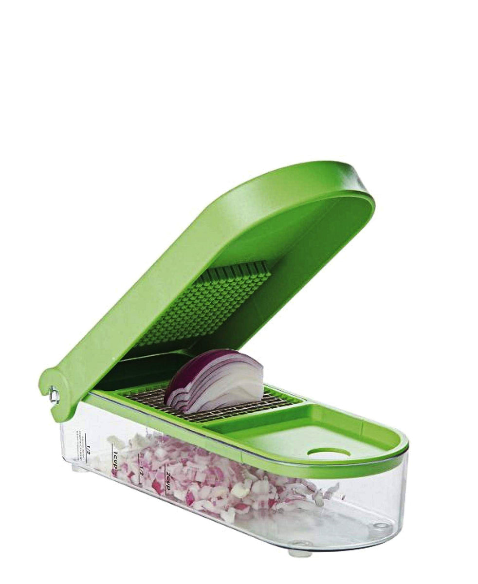 Progressive Onion Chopper - Green
