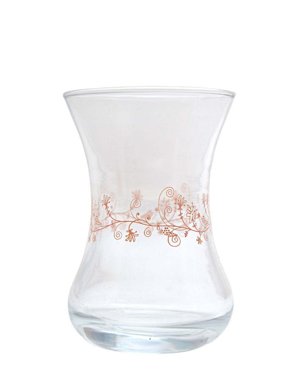 Pasabahce Orchard Tea Glass - Clear