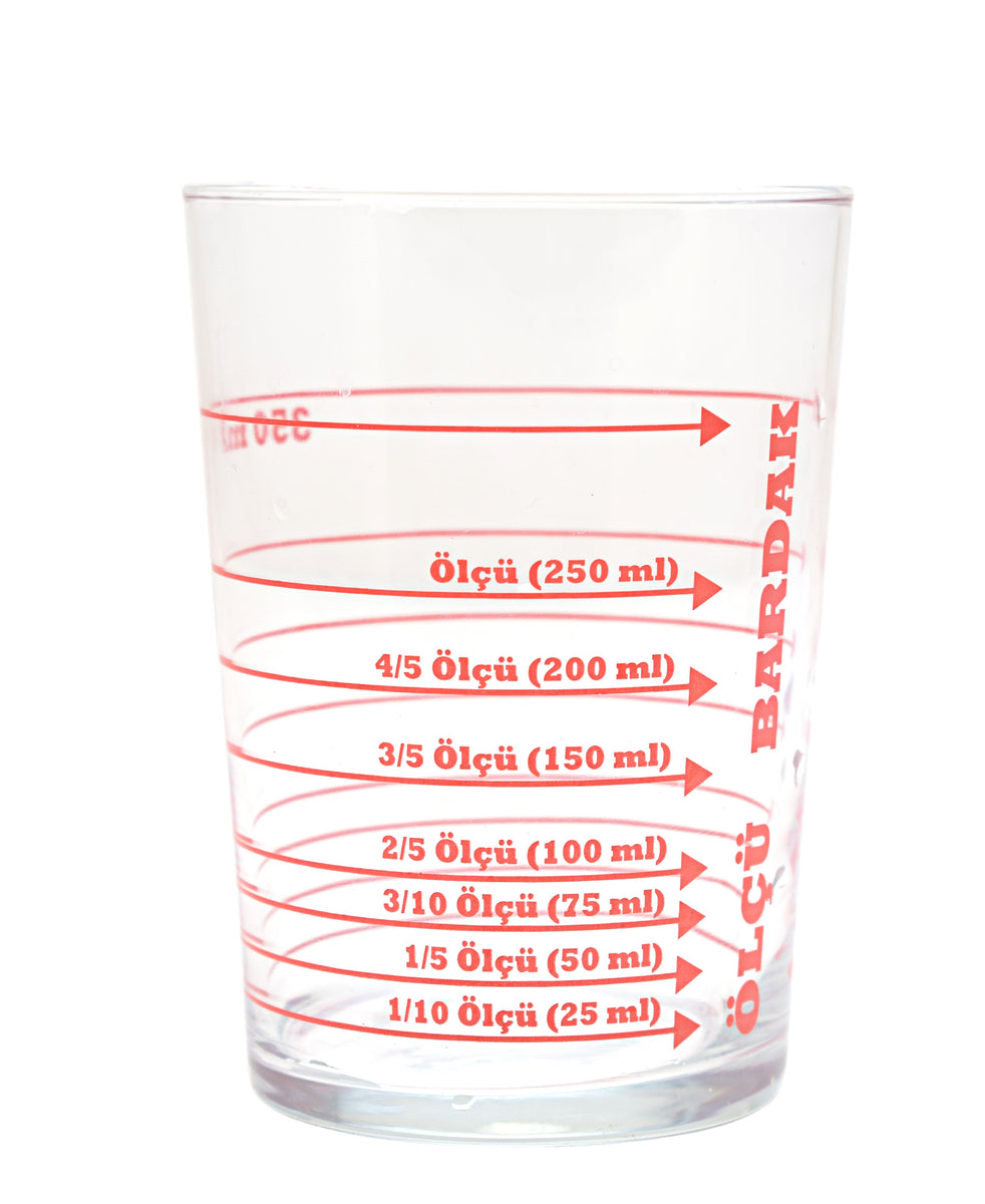 Pasabahce Measuring Cup - Clear