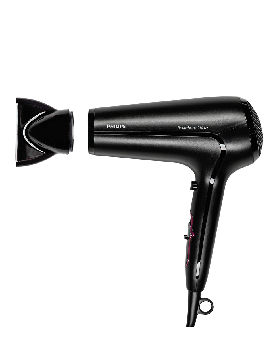Philips DryCare Advanced Hairdryer - Black