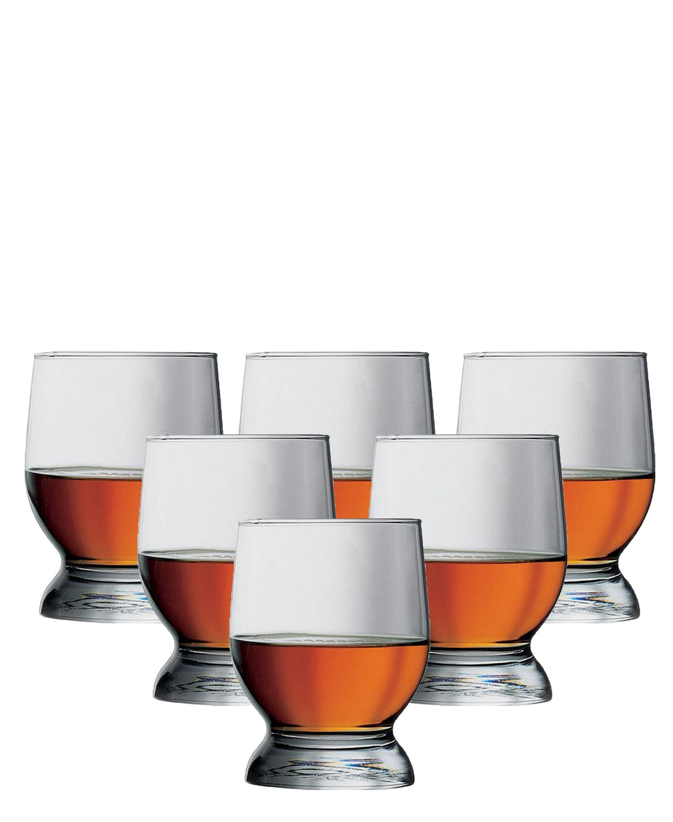 Pasabahce Aquatic Glass 6 Piece - Clear