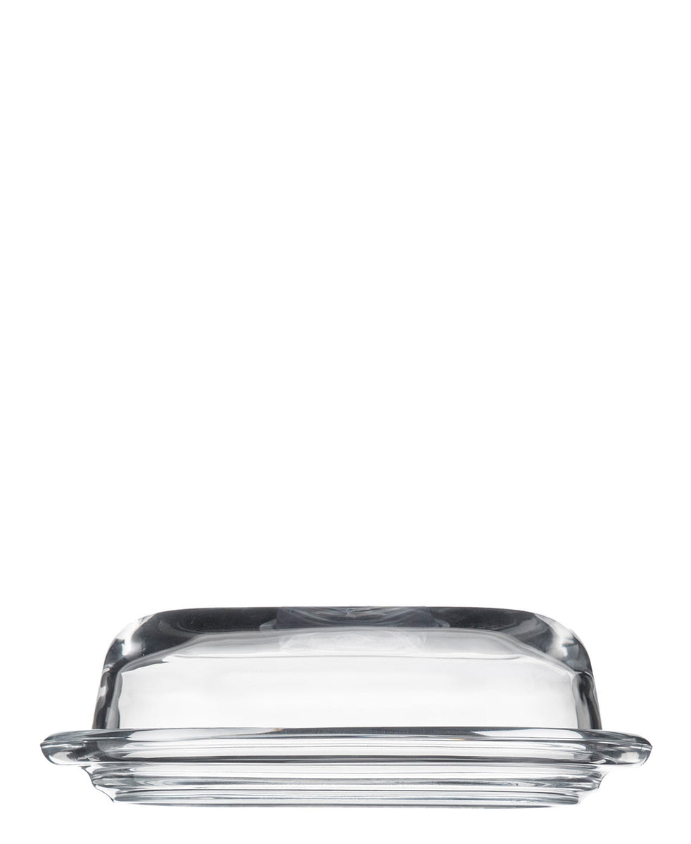 Pasabahce Basic Glass Butter Dish