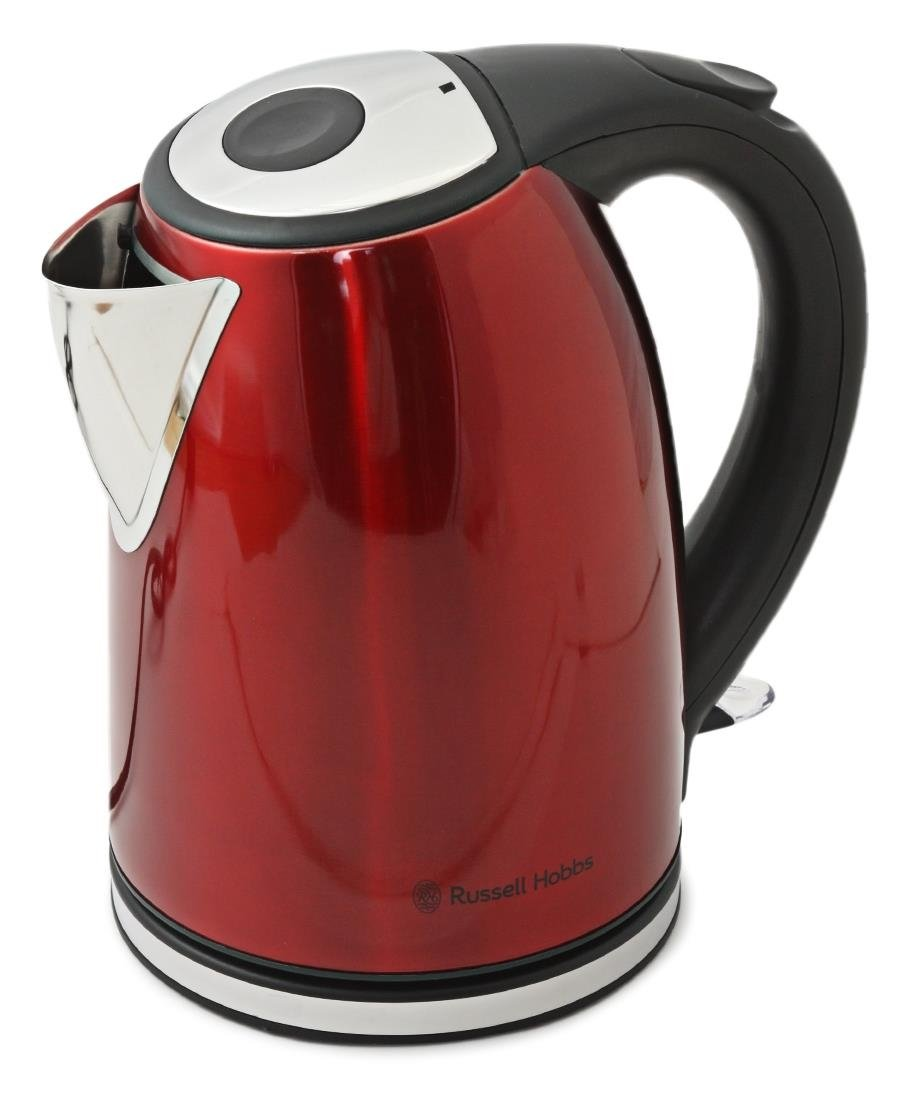 Russell Hobbs 1.8L Cordless Kettle - Red