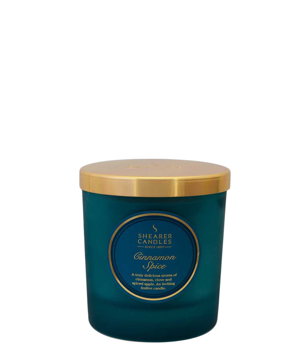 Shearer Candles Cinnamon Spice Small Jar