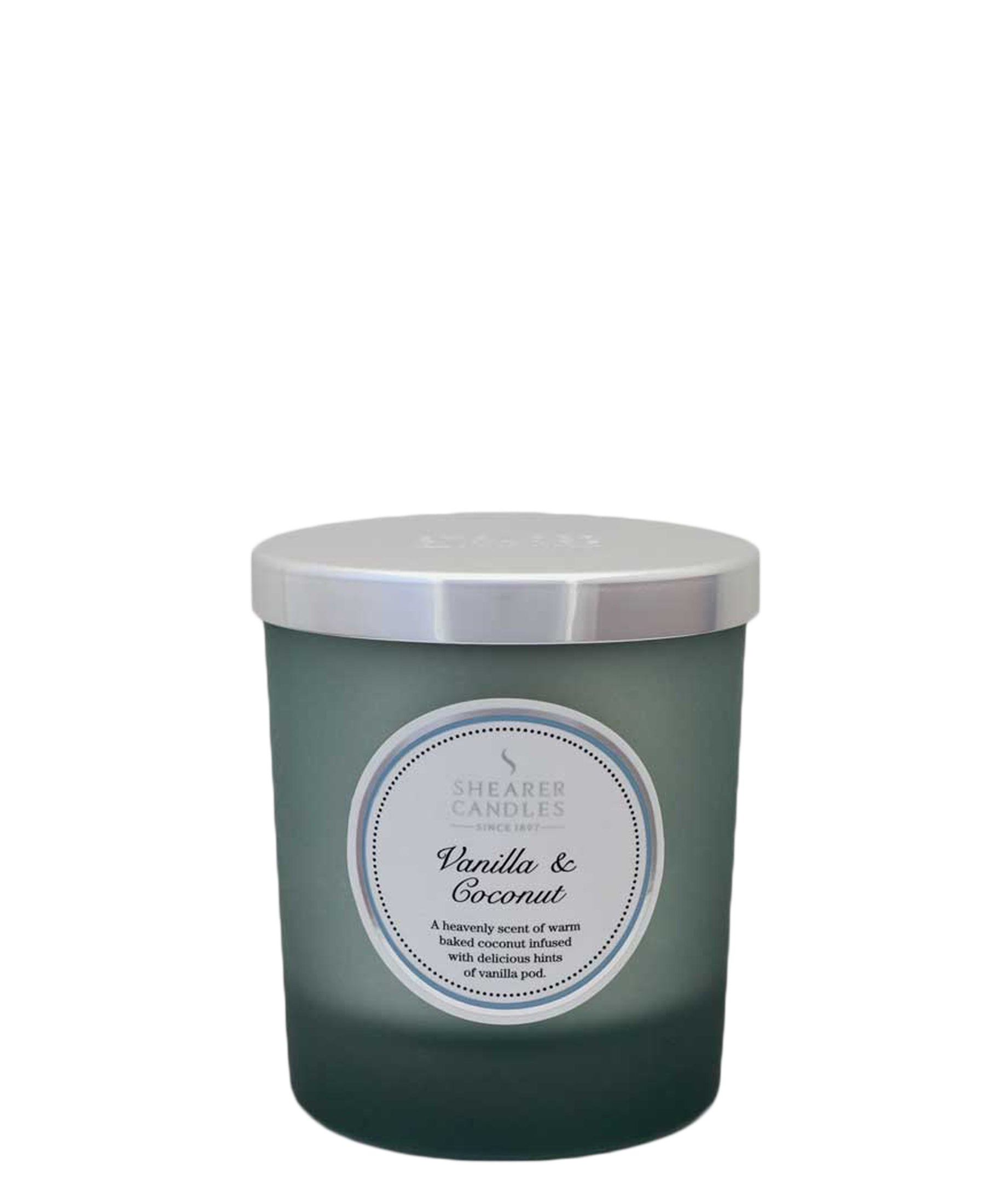 Shearer Candles Vanilla & Coconut Small Jar