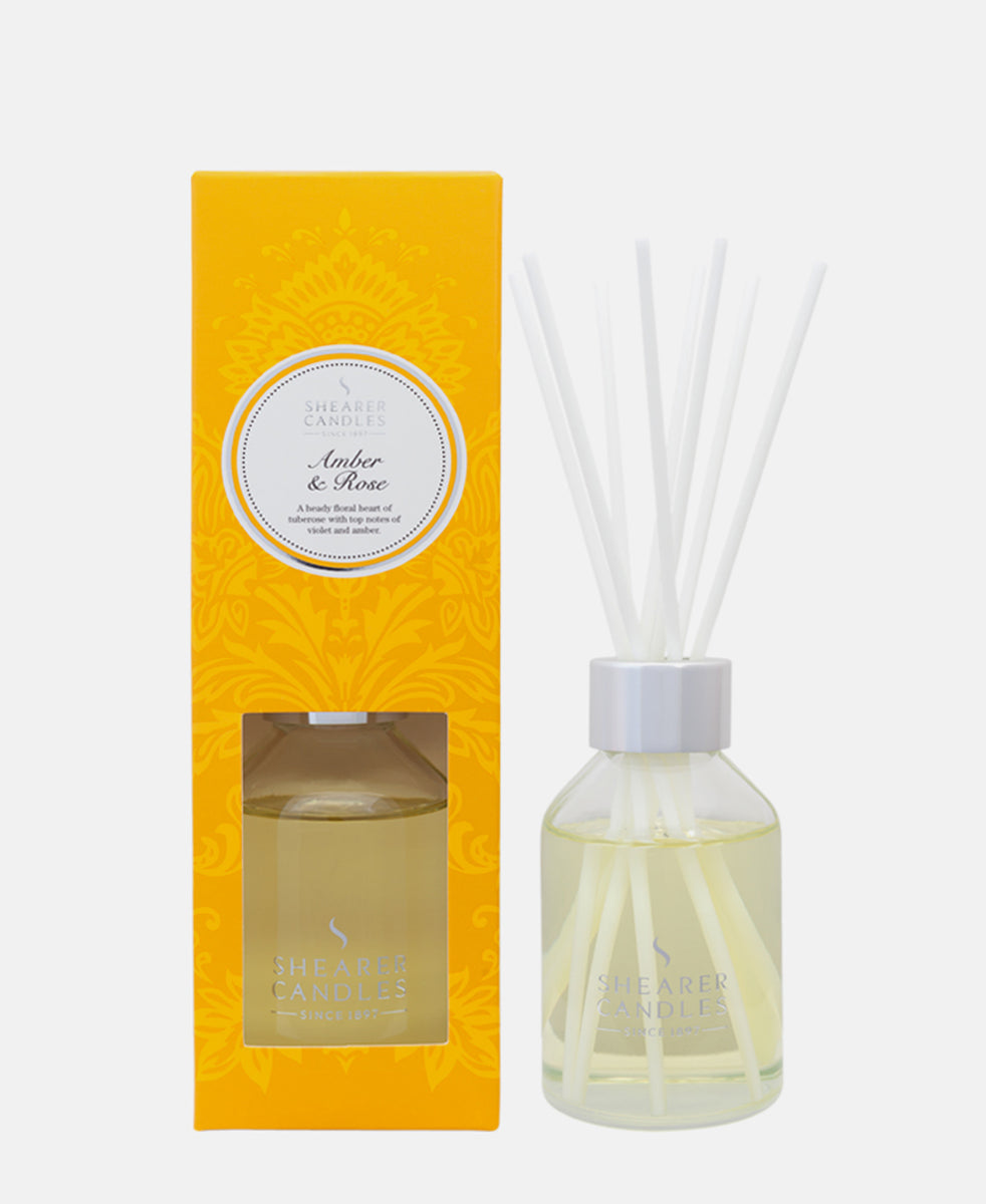 Shearer Candles Amber & Rose Diffuser