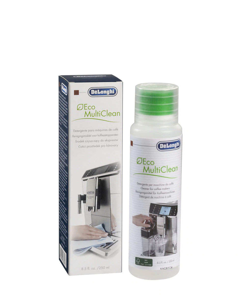 Delonghi Eco MultiClean Milk System Cleaner - White