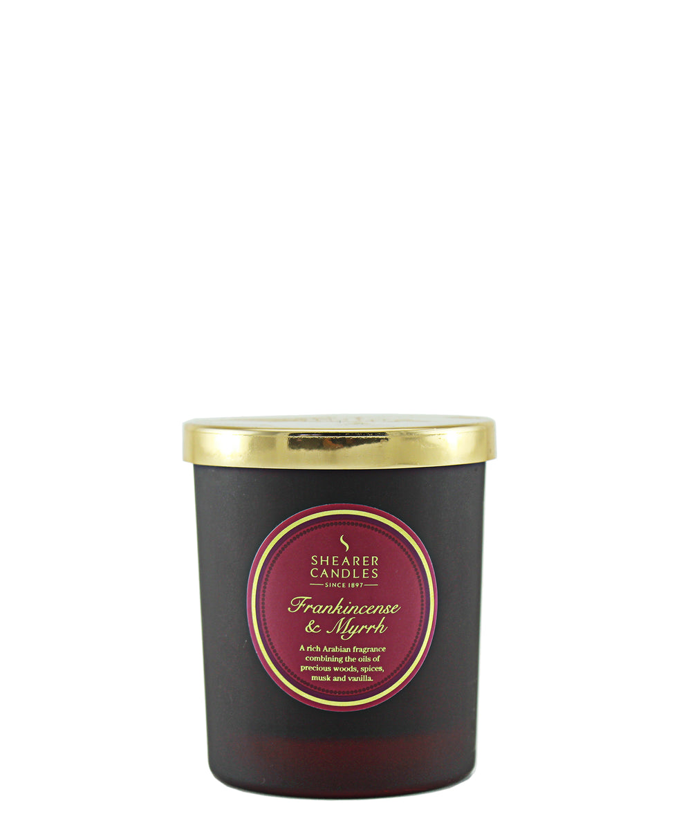Shearer Candles Myrrh - Maroon