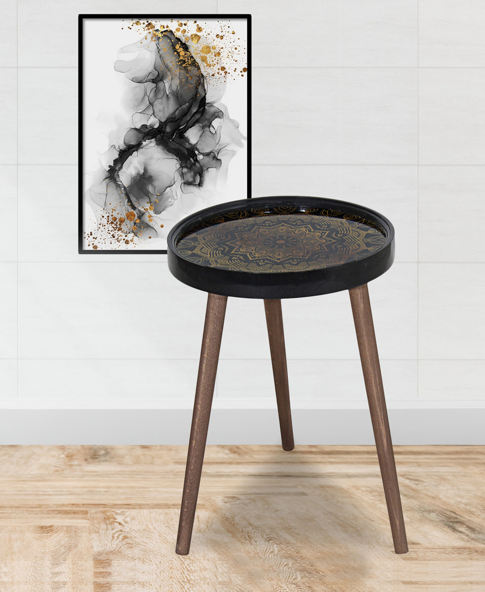 The Culinarium Side Table - Black
