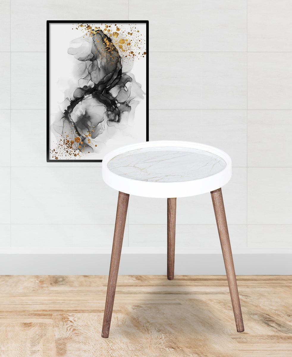 The Culinarium Side Table - White