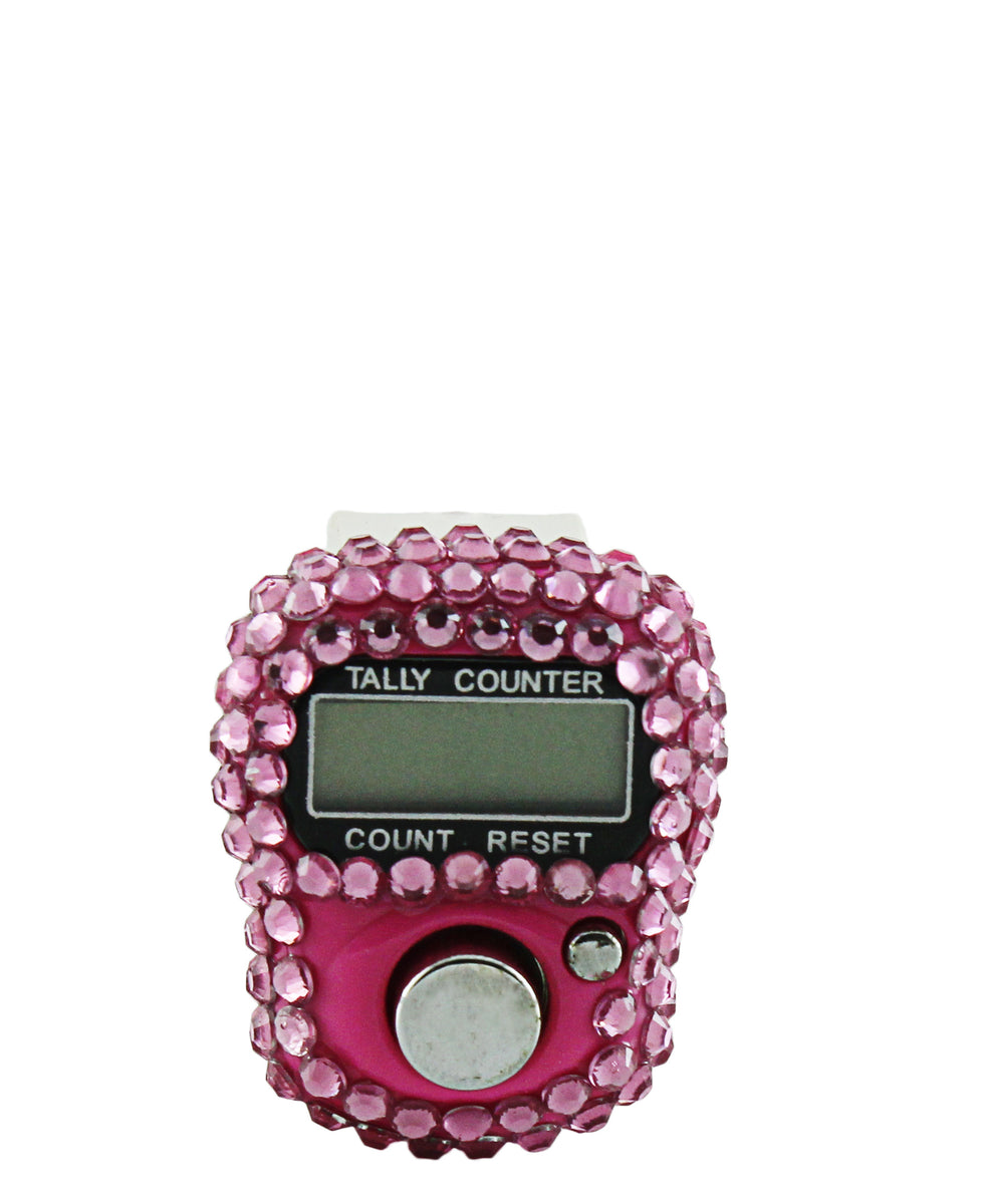 Tally Counter - Pink