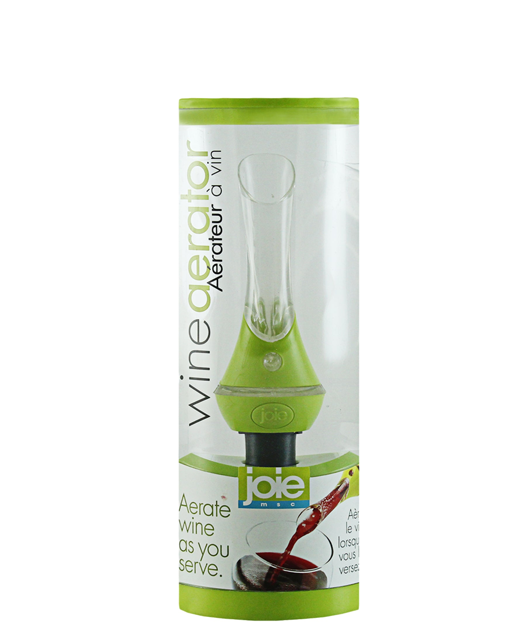 Joie Wine Aerator - Green