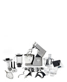 Kenwood Chef XL Titanium Mixer Mega Pack - Silver
