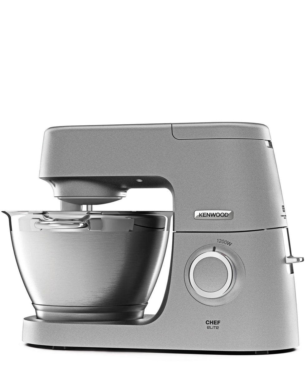 Kenwood Elite Chef Stand Mixer - Silver KVC5100S