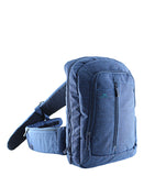 Rivarcase Sling Laptop Bag - Blue