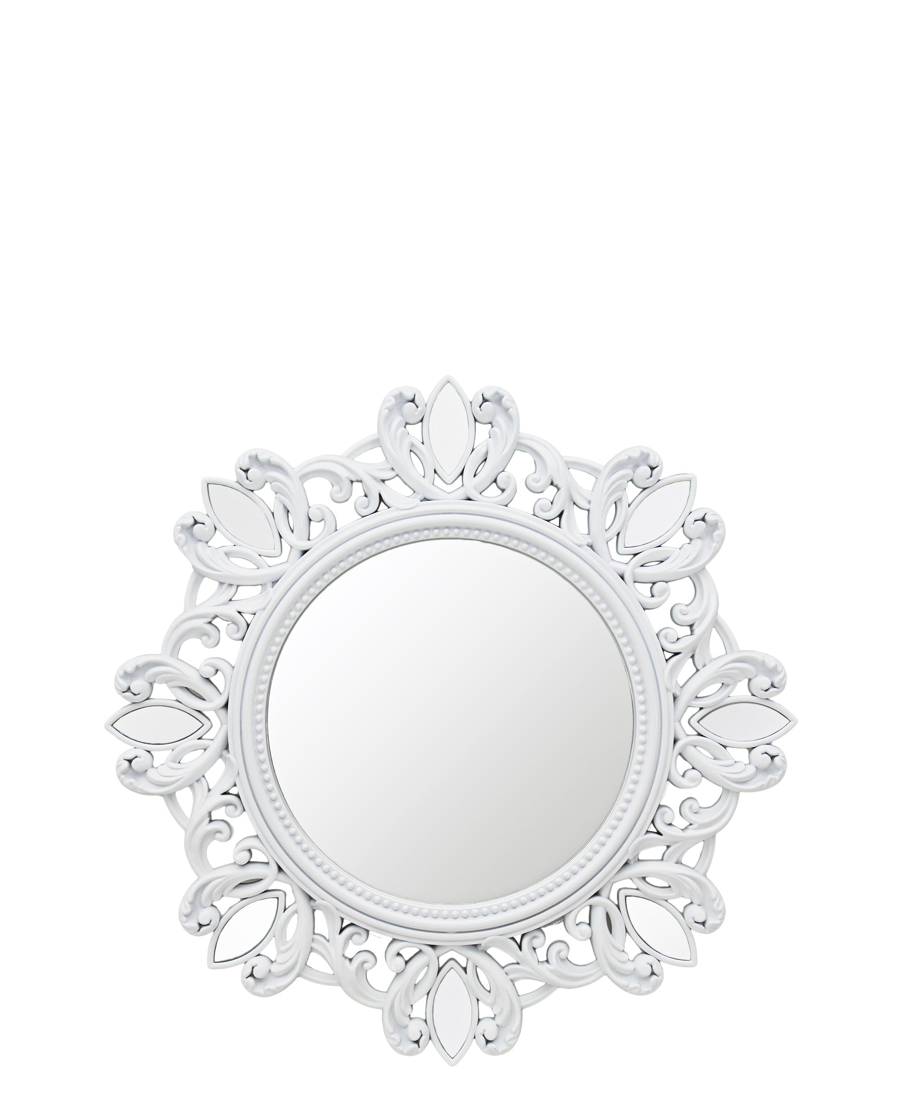 Aurora Mirror - White