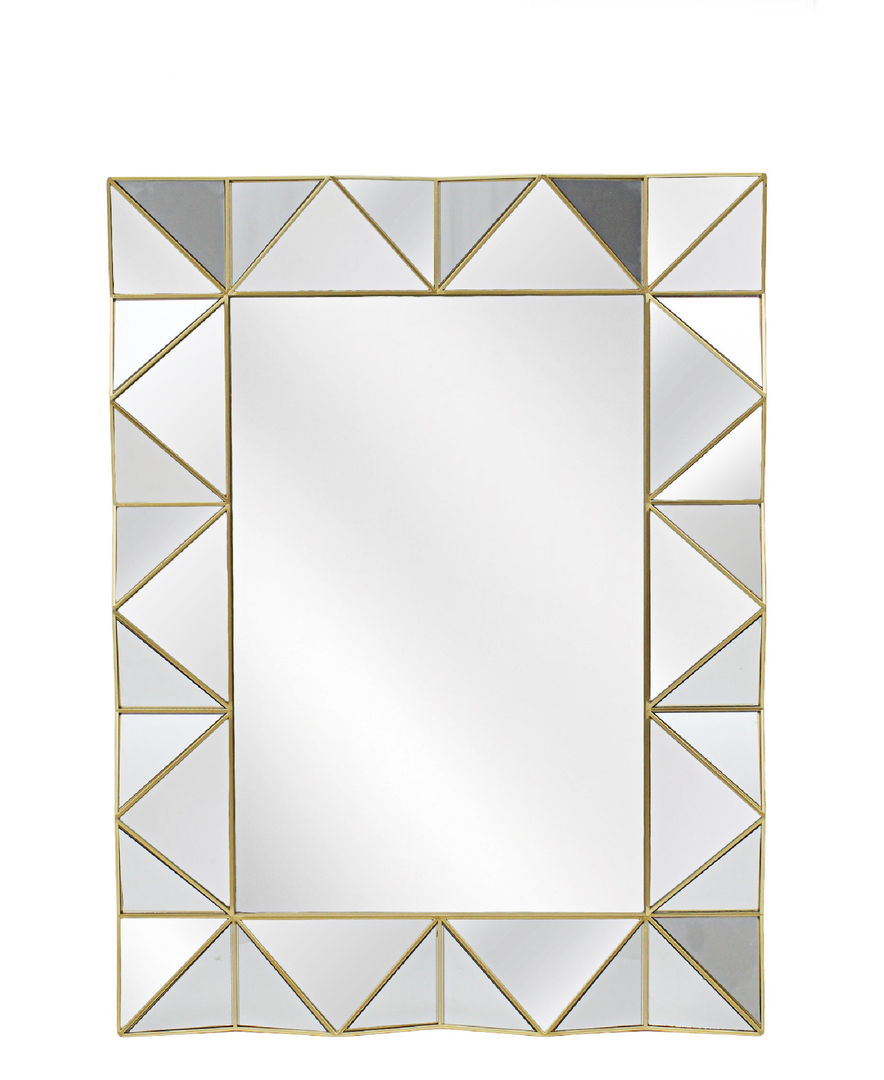 Exotic Mirror - Gold