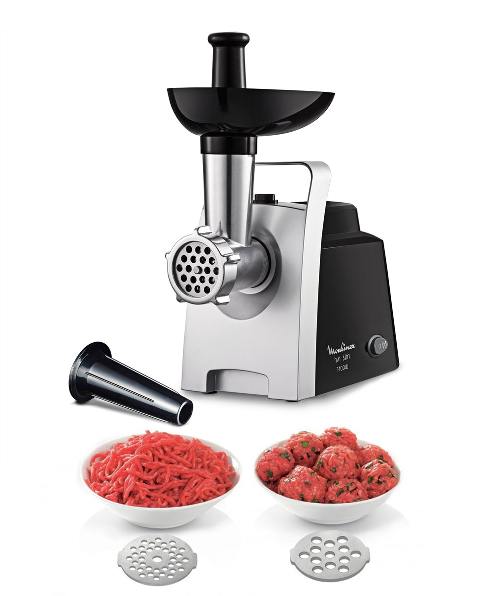 Moulinex Meat Mincer - Black