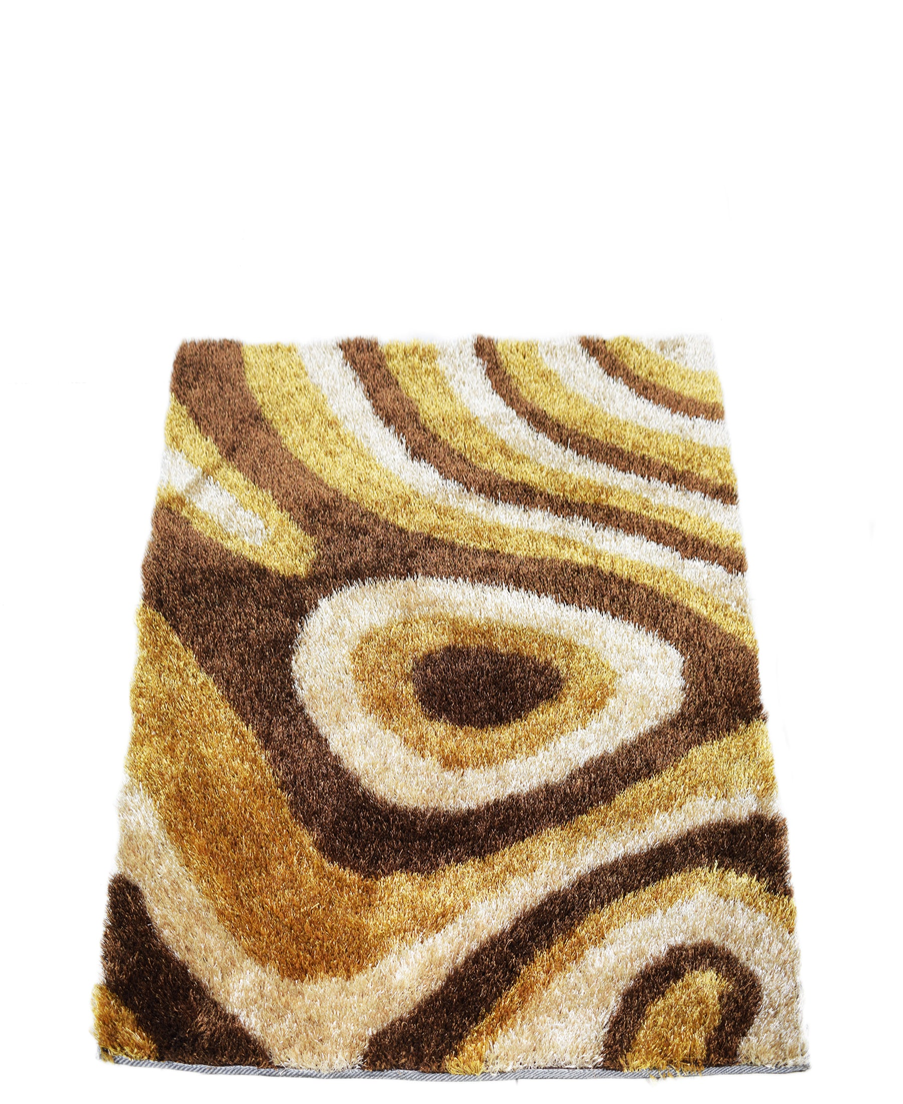 Shaggy Carpet 1200mm x 1600mm - Brown
