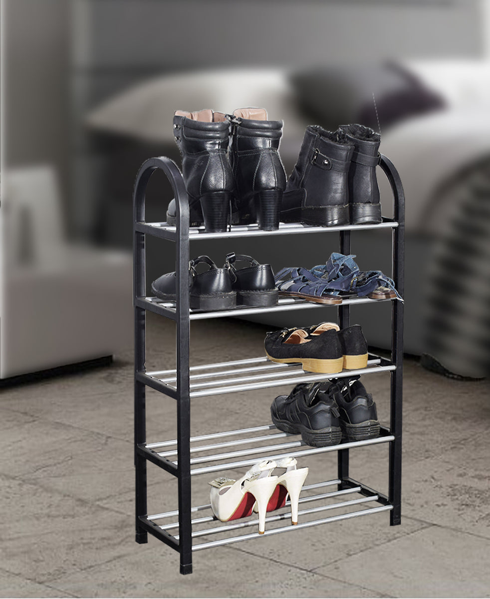 The Culinarium Shoe Rack - Black