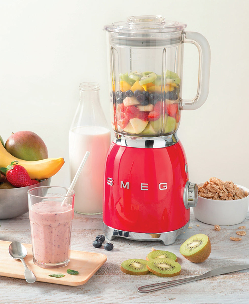 Smeg 1.5LT Blender - Red
