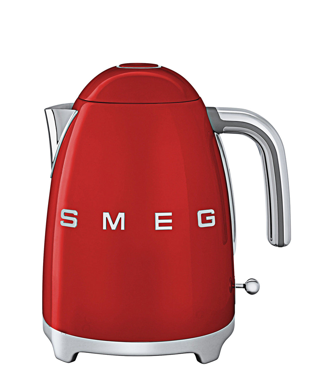 Smeg Retro Kettle 1.7LT - Red