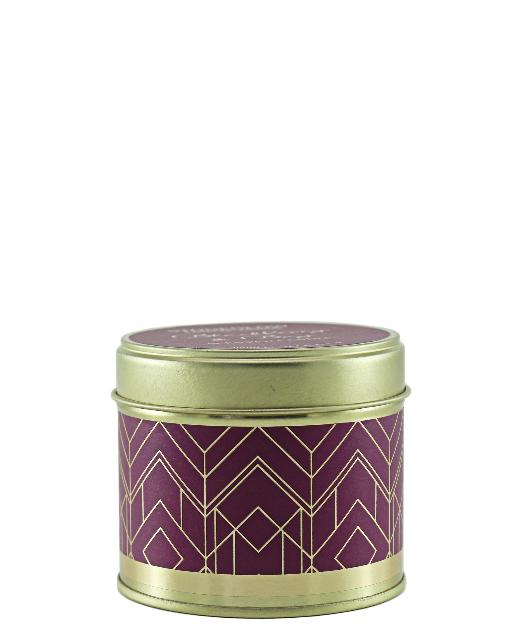 Shearer Candles Blackberry - Maroon