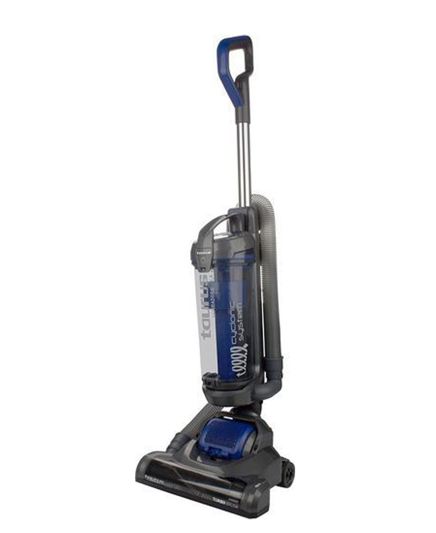 Taurus Cyclone Upright Cordless Vacuum Cleaner Blue
