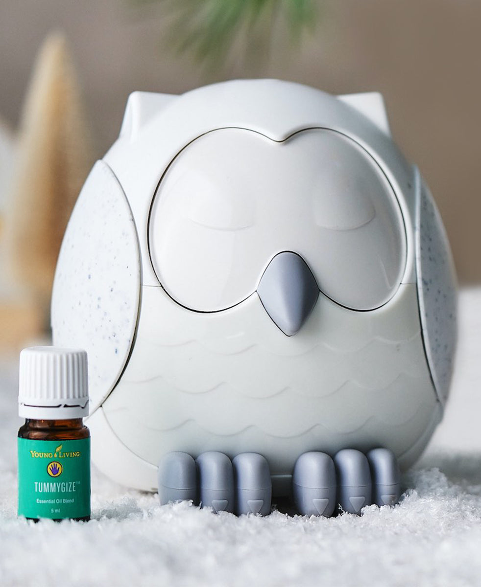 Feather The Owl Diffuser