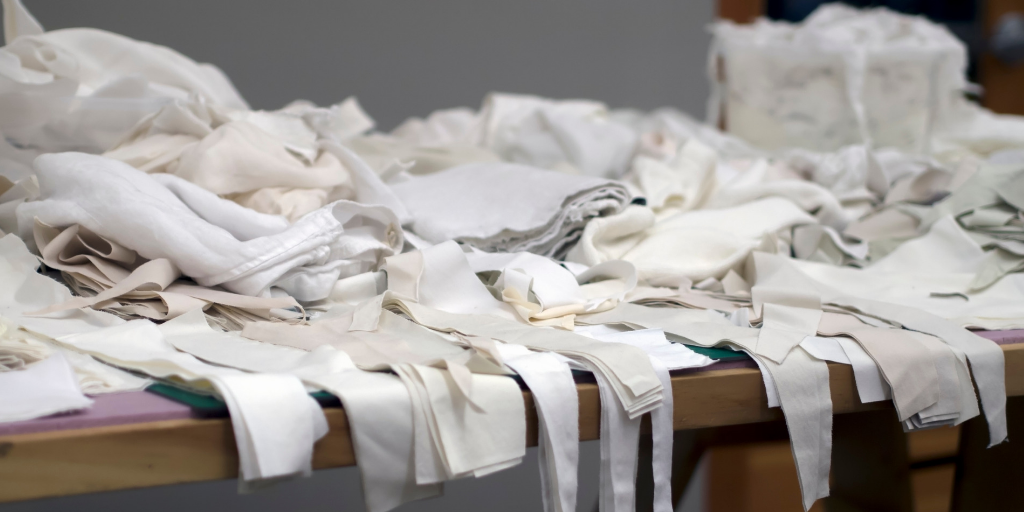 Eileen Fisher's experimental design studio - Waste No More