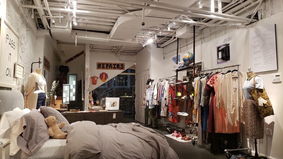 Good Stuff New York - a unique retail pop up experience