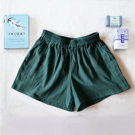 Raw Mango Zero Waste Shorts - REFASH