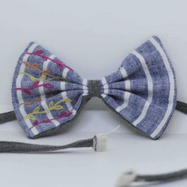 Tied Creeper Bow Tie