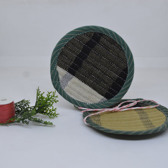 Eco Chic Coasters - REFASH