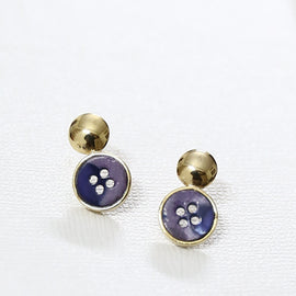Petite earrings - Gold